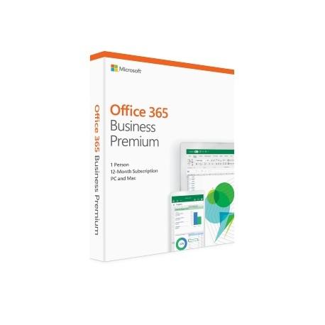 Office 365 Business Premium (abonnement mensuel)
