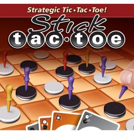 Projet multimédia : Stick-Tac-Toe! Online